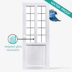 ประตูภายนอกและภายใน uPvc Profile รุ่น S2 ประสิทธิ์ภาพทนต่อทุกสภาพแวดล้อม ตอบโจทย์กับประตูภายนอกอย่างแน่นอน สามารถใส่กระจกได้หลากหลายรุปแบบ ทั้งกระจกใส,กระจกฟ้า,กระจกพิมพ์ลาย (กระจกทุกบานเป็นกระจกนิรภัย) สำหรับใครที่กำลังมองหาประตูภายนอกราคาประหยัดแล้วละก็ แนะนำ ประตูภายนอก รุ่น S2 ใครที่กำลังมองหาประตู หน้าบ้าน ประตูห้องน้ำ หรือ ห้องครัว บอกเลยว่าประตู uPvc Profile รุ่น S2 ตอบโจทย์ของลูกค้าอย่างแน่นอน