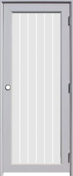 ประตู upvc profile door รุ่น GS1