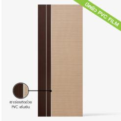 ประตูบ้าน-HDF-รุ่น-PL3-ใช้สำหรับภายใน