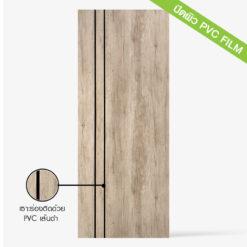 ประตูบ้าน-HDF-PvcFilm-รุ่น-HFG-44A2-ใช้สำหรับภายใน
